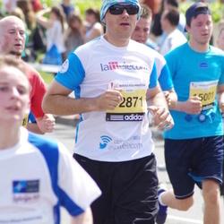 The 24th Nordea Riga marathon - Andis Grūbe (12871)