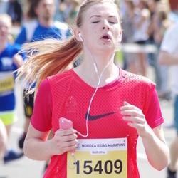 The 24th Nordea Riga marathon - Annika Smilga (15409)