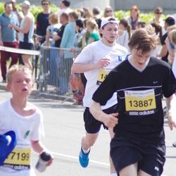 The 24th Nordea Riga marathon - Andrejs Zubaničs (14719)