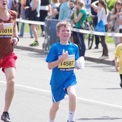 The 24th Nordea Riga marathon - Patriks Reimanis (14587)