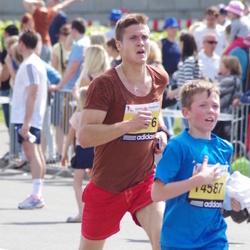 The 24th Nordea Riga marathon - Edgars Graudiņš (16016)