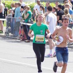 The 24th Nordea Riga marathon - Lāsma Zaščerinska (14509)