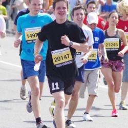 The 24th Nordea Riga marathon - Krista Purmale (20147)