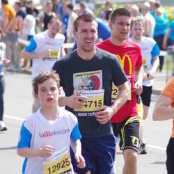 The 24th Nordea Riga marathon - Jānis Bratuška (14715)