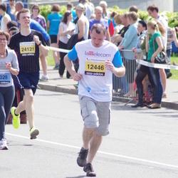 The 24th Nordea Riga marathon - Mārcis Eglītis (12446)