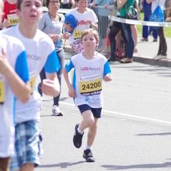 24. Nordea Riia maraton - Niklāvs Eglītis (24200)