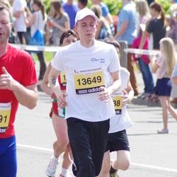 The 24th Nordea Riga marathon - Artūrs Stepaņenko (13649)