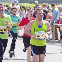The 24th Nordea Riga marathon - Aleksandrs Artjuhs (13434)