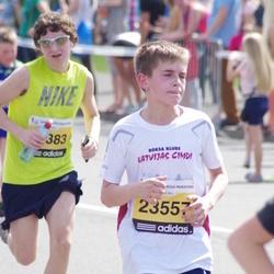 The 24th Nordea Riga marathon - Konstantins Lebedevs (23557)