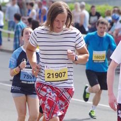 The 24th Nordea Riga marathon - Rolands Baltiņš (21907)