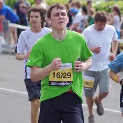 The 24th Nordea Riga marathon - Andrejs Ņikitins (16929)