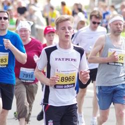 The 24th Nordea Riga marathon - Daniels Muzikants Spēlmanis (18969)