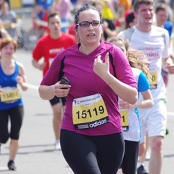 The 24th Nordea Riga marathon - Iveta Ivanova (15119)