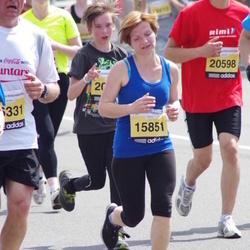 The 24th Nordea Riga marathon - Inga Važa (15851)