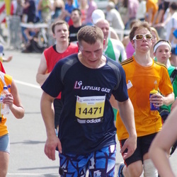 The 24th Nordea Riga marathon - Sergejs Jadčenko (14471)