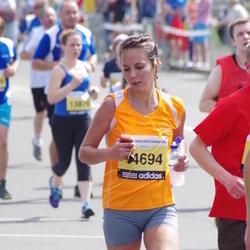 The 24th Nordea Riga marathon - Darja Kubareva (14694)