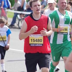 The 24th Nordea Riga marathon - Mareks Margaliks (15480)