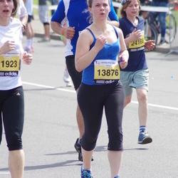 The 24th Nordea Riga marathon - Laura Manuša (13876)