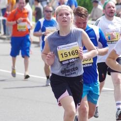 The 24th Nordea Riga marathon - Olga Prokopenko (15169)