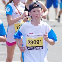 The 24th Nordea Riga marathon - Jānis Klāvs Mūrnieks (23091)
