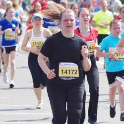 The 24th Nordea Riga marathon - Elīna Paegle (14172)