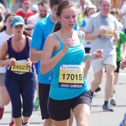 The 24th Nordea Riga marathon - Gunta Ķestere (17015)