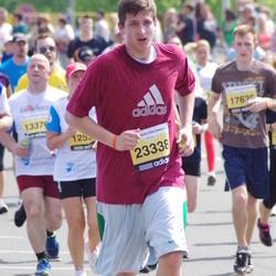 The 24th Nordea Riga marathon - Ričards Krūze (23338)
