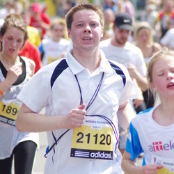 The 24th Nordea Riga marathon - Oļegs Tocs (21120)