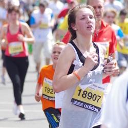 The 24th Nordea Riga marathon - Jūlija Carjova (18907)