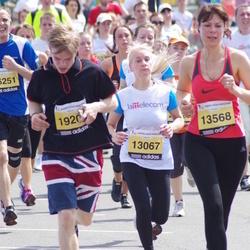The 24th Nordea Riga marathon - Kristīne Bahtina-Strautāre (13067)