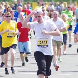 The 24th Nordea Riga marathon - Eduards Semčonoks (13635)