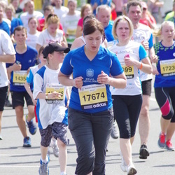 The 24th Nordea Riga marathon - Juliāna Dzeidzjule (17674)