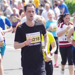 The 24th Nordea Riga marathon - Andrejs Jemeljanovs (23218)