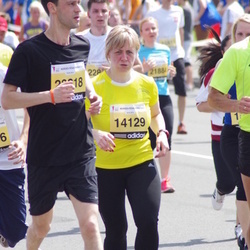 The 24th Nordea Riga marathon - Tatjana Trofimova (14129)