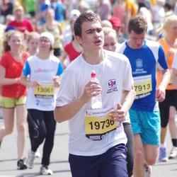 The 24th Nordea Riga marathon - Emīls Jansons (19736)