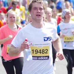 The 24th Nordea Riga marathon - Jānis Cīrulis (19482)