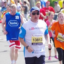 The 24th Nordea Riga marathon - Aleksandrs Budzins (13813)