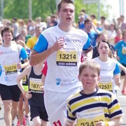 The 24th Nordea Riga marathon - Dmitrijs Ņikitins (13214)