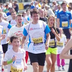 The 24th Nordea Riga marathon - Ingus Štrāls (12574)
