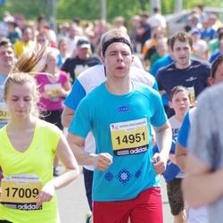 The 24th Nordea Riga marathon - Iļja Sokolovs (14951)