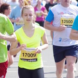 The 24th Nordea Riga marathon - Aiga Bunkse (17009)
