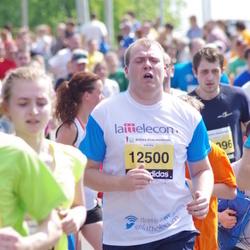 The 24th Nordea Riga marathon - Jānis Grabis (12500)