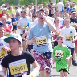 The 24th Nordea Riga marathon - Daina Zoža (15030)