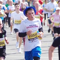 The 24th Nordea Riga marathon - Daniels Beikmanis (23555)