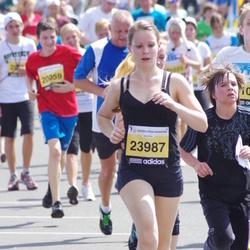 The 24th Nordea Riga marathon - Rūta Barinova (23987)