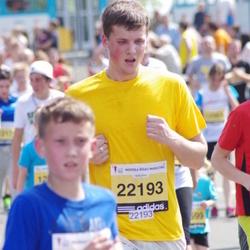 The 24th Nordea Riga marathon - Aivis Slišāns (22193)