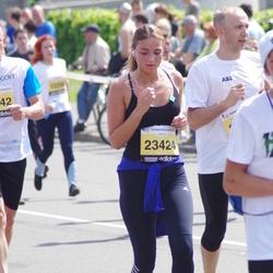 The 24th Nordea Riga marathon - Kristīne Uoginta (23424)