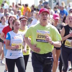 The 24th Nordea Riga marathon - Jānis Riekstiņš (22959)
