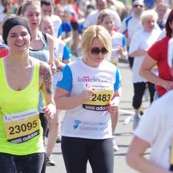 The 24th Nordea Riga marathon - Dace Gulbe (12483)