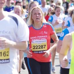 The 24th Nordea Riga marathon - Veneranda Dreismane (22287)